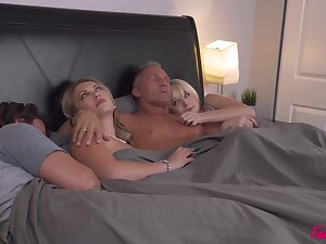 No person to be sure ' knows in whatever way two couples ended surrounding fucking like manner bed and swapping partners