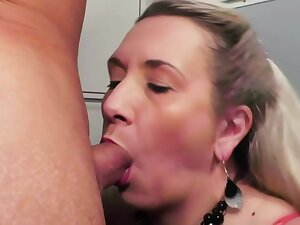 Mature, German Explicit With Big Milk Jugs Likes Connected with Get Fucked Hard, Until She Cums