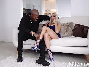Michelle Thorne - Take The Black Cock