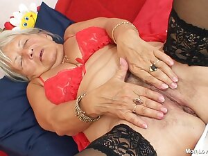 Czech Cougars - cecilie 1
