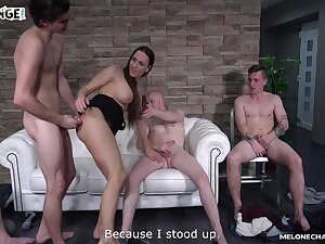 MeloneChallenge - Orgy Try-Out 2 - Mea Melone
