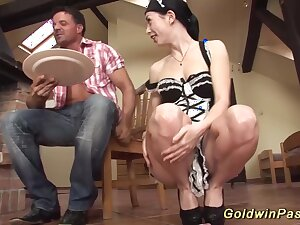 she loves original anal fisting