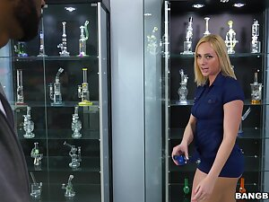 Rough anal happenstance circumstances be expeditious for lively blonde babe Kate England