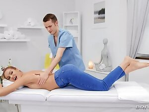 BRAZZERS Jean Slipped lacking here Slip Dick in - Anal Squirters