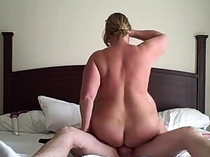 Of age Big Ass Aunt hardcore fuck